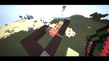 Minecraft TrickShot Montage w/Exotic Haq