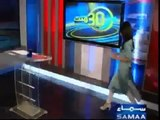 Pakistani-news-anchor-Gharida-Farooqi-in-white-leggings-and-high-heels - Video Dailymotion