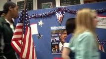 Franklin Middle School: Obama Inauguration