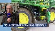 """Pesticides: l'agriculteur débouté trouve la décision """"incompréhensible et choquante"""""""