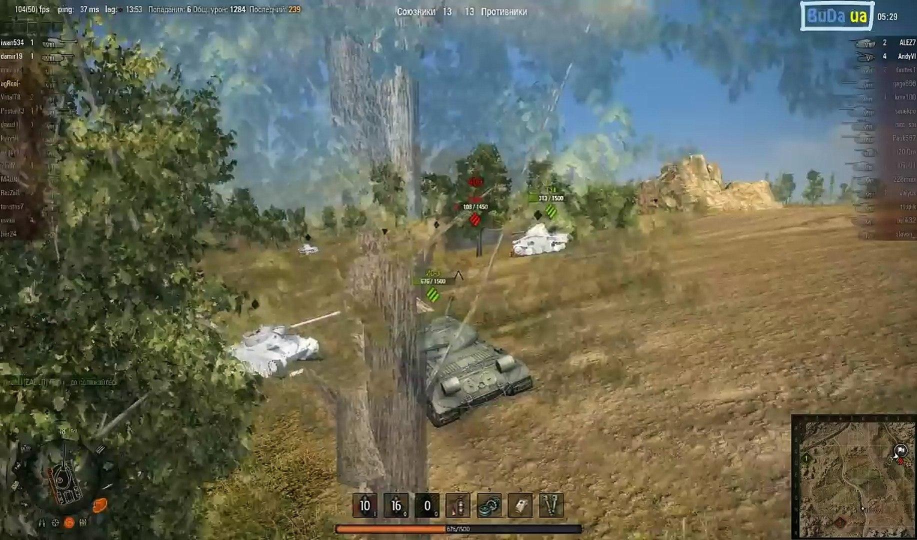 World of Tanks - Тупой и Еще Тупее! Ржака до Слез Epic