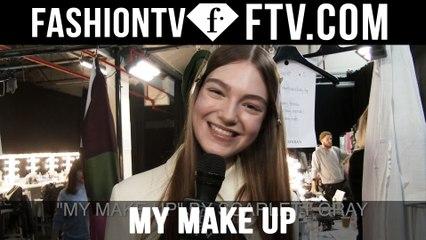 Model Talks F/W 16-17 My Makeup pt.1 | FTV.com