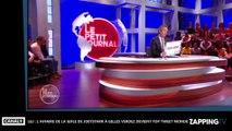 LPJ : L'affaire de la gifle de JoeyStarr à Gilles Verdez devient top tweet monde !