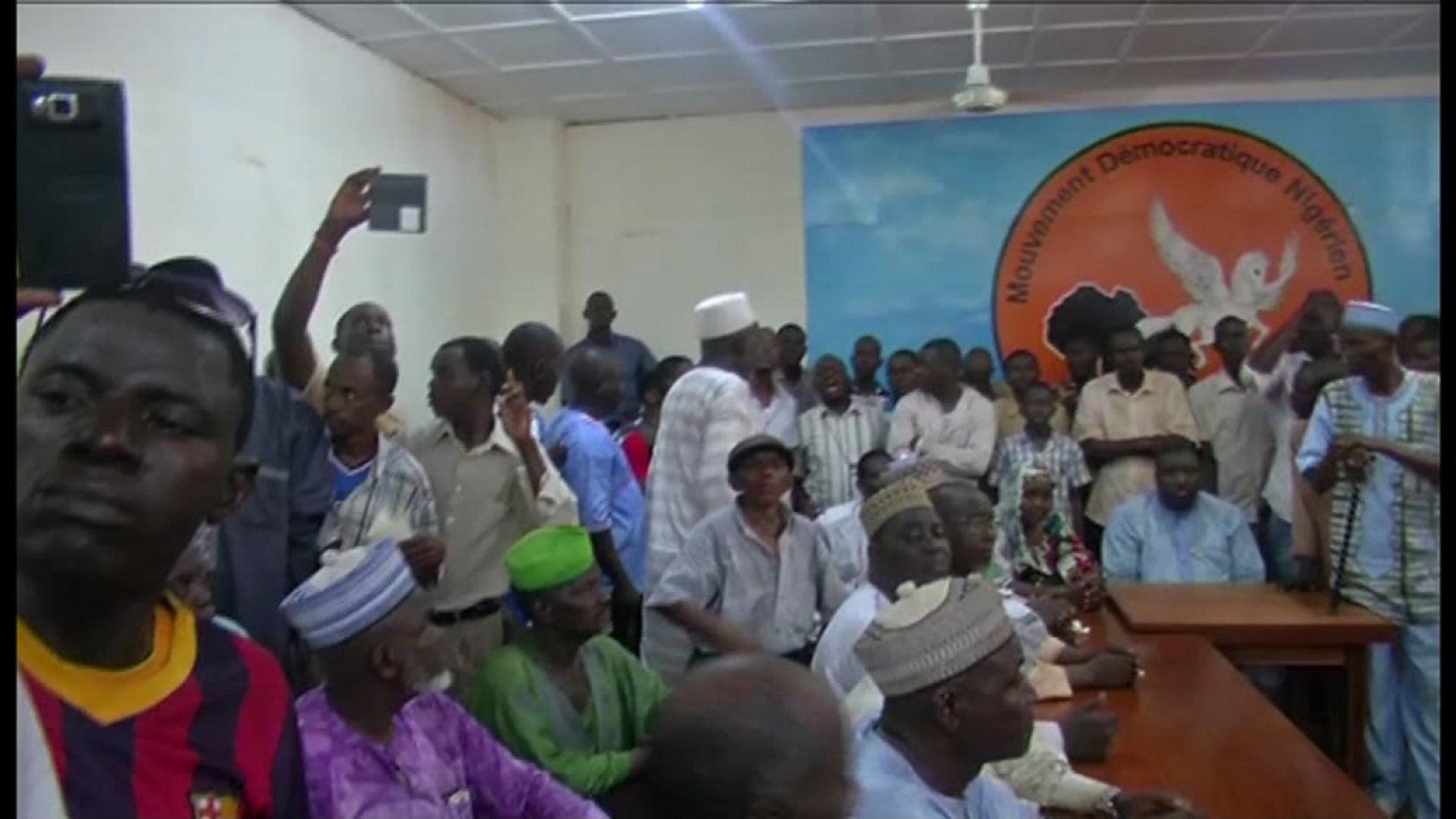 Niger, Retour de l'opposition à l'Assemblée nationale