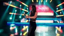 Ana Maria Orozco, Verónica Orozco y Jorge Enrique Abello juntos en Premios TV y Novelas