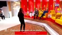 Evelyne Thomas assume son surpoids mais rêve de retrouver la taille 38 (vidéo)