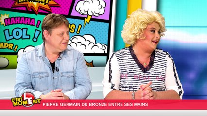 """C'est le moment ! """" Pierre Germain: du bronze entre ses mains""""(21/03/16) Partie 2"""