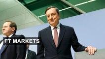 Mario Draghi defends ECB policy
