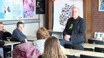 Dollard College in Oude Pekela besteedt aandacht aan de dag van de Duitse taal - RTV Noord