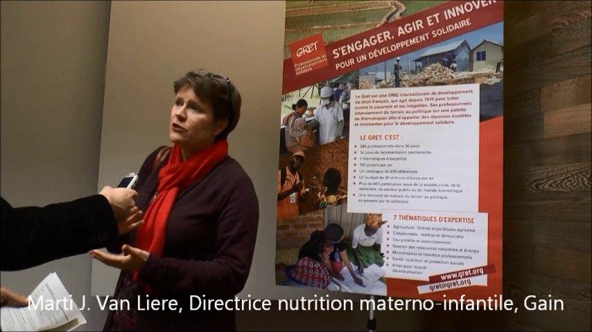 Des solutions manufacturées pour améliorer l'alimentation de complément