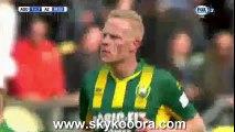 Tom Beugelsdijk Goal - ADO Den Haag 1-1 AZ Alkmaar (21/4/2016)