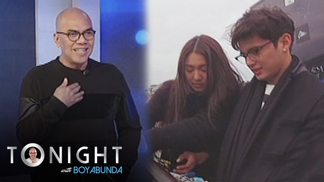 TWBA: Boy Abunda reacts to JaDine's relationship