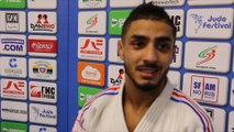 """Walid Khyar """"Le judo est un sport de combat"""""""