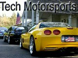Toyota Supra vs Lamborghini Murcielago vs Corvette Z06