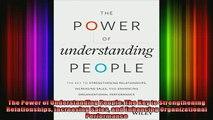 FREE EBOOK ONLINE  The Power of Understanding People The Key to Strengthening Relationships Increasing Sales Free Online