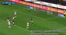 Carlos Bacca Incredible Goal HD - AC Milan 1-0 Carpi - Serie A - 21/04/2016