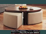 Oval Coffee Tables | Oval Furniture Ideas