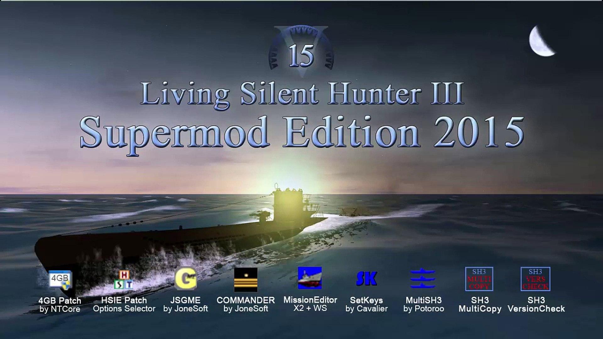 Living Silent Hunter 3 Edition 2015