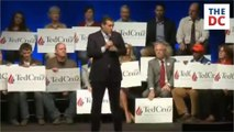 Cruz Accuses Trump Of Bowing To Political Correctness On Transgender Bathroom Law