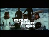 Escape From the Planet of the Apes / Les Évadés de la planète des singes (Trailer - Bande annonce OV Movies Version 1971) HD - HQ