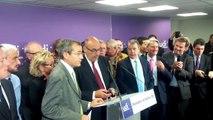 Présidence de l'UDI : Proclamation des résultats et discours de Jean-Christophe Lagarde