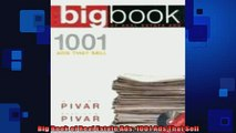 FREE PDF  Big Book of Real Estate Ads 1001 Ads That Sell  BOOK ONLINE