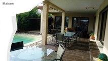 A vendre - Maison/villa - Blauzac (30700) - 5 pièces - 208m²