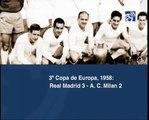Обзор матча Реал Мадрид - Милан 3:2 (д.в.). Финал Кубка чемпионов УЕФА 1957/1958