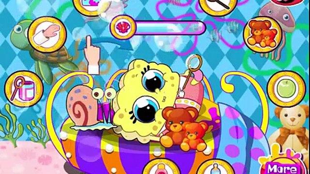 Baby SpongeBob SquarePants Online Games for Kids-Spongebob And Patrick Babies