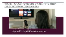 Roku Com Link Call Us 855-856-2653 Watch Amazing Videos By Renting Them Directly From Developers