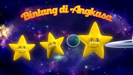 """Bintang Di Angkasa"" - Nursery Rhymes"