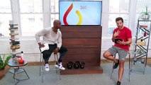 Taye Diggs Shares His Fitness Do's and Don'ts on Daily Burn 365