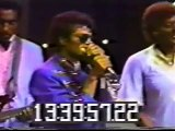 Prince, James Brown et Michael Jackson sur scène ensemble.. RIP Prince