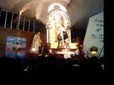 """San Martin de Porres de Barranco 1er Recorrido 2008 Llegada a la iglesia """"San Jose Obrero"""" - 2"""