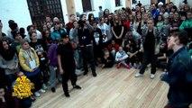 Hip Hop dance battle / Я ЕСТЬ ХИП ХОП / 1/8 Final female/ 7 battle