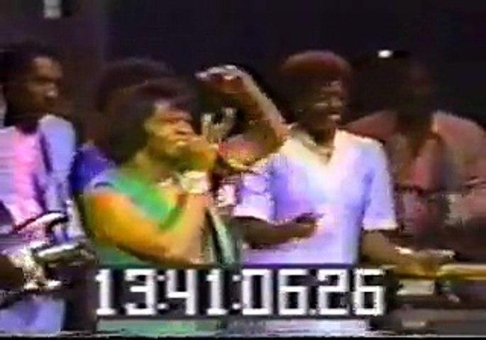 James Brown + Michael Jackson + Prince (1983)
