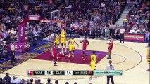 NBA Recap Washington Wizards vs Cleveland Cavaliers | December 1, 2015 | Highlights
