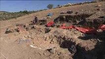 Cuando el hombre pulió por primera vez el suelo de sus casas hace 10.000 años