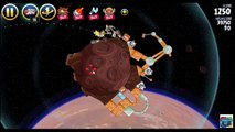 Angry Birds Space Game - Easy GamePlay Walkthrough | Online Angry Birds Cartoon Game For Kids