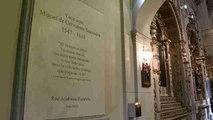 Invitan a descubrir los misterios de la tumba de Cervantes
