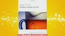 Free   Roger Protzs World Beer Guide Read Download