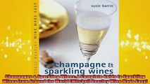 FREE PDF  Champagne  Sparkling Wines A Complete Guide to Sparkling Wines from Around the World  FREE BOOOK ONLINE