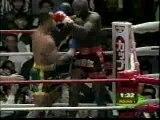 Francisco Filho vs Ernesto Hoost (KO) K-1 Revenge 4 1999