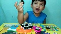 KIDS VS FOOD - SUSHI - MINMIN EATING SUSHI - Minmin và Sushi