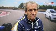 Formule E à Paris : Alain Prost et son fils à l'assaut des pavés parisiens