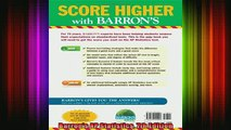 READ book  Barrons AP Statistics 7th Edition Full Free
