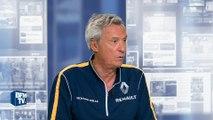 Jean-Paul Driot espère que la Formule E changera l'image de la voiture électrique chez les jeunes