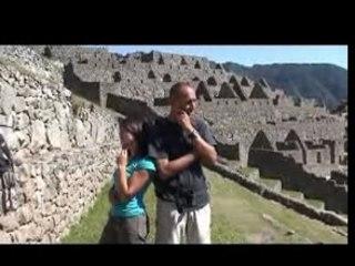 Visite du site du Machu Picchu