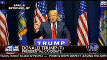 The OReilly Factor 4/7/16 - Bill OReilly Ted Cruz interview on Donald Trump New York values