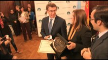 Presidente de la Xunta de Galicia es nombrado huésped de honor en Buenos Aires